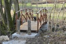 Il suffit de passer le pont...